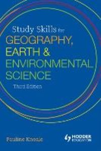 Study Skills for Geography, Earth and Environmental Science Stud