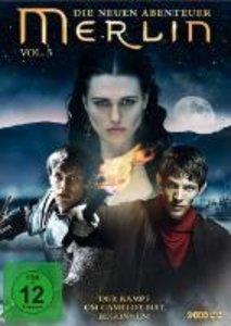 Merlin (Vol.5)-Die Neuen Abenteuer