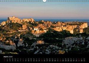 Grands sites de Provence (Calendrier mural 2015 DIN A3 horizonta