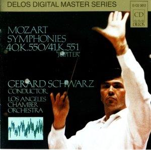 Mozart/Sinfonien 40+41