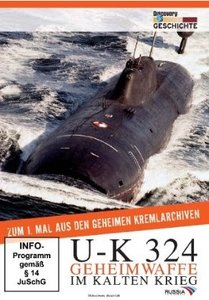 U-K 324 Geheimwaffe im Kalten Krieg