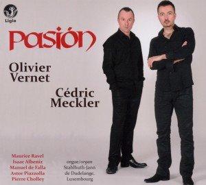 Pasion - Orgelmusik vierhändig