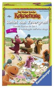 Ravensburger Spiele 23397 - Der kleine Drache Kokosnuss Rettet D