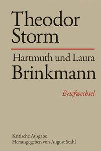 Theodor Storm - Hartmuth und Laura Brinkmann