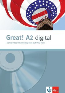 Great! / A2 digital. DVD-ROM