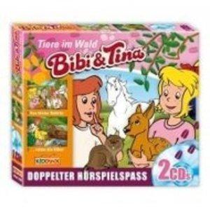 Bibi und Tina. Tiere im Wald
