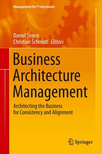 Business Architecture Management