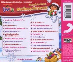 Fun Kids - Doras Liederwelt 03. Wunderbare Weihnachtszeit