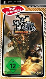 Monster Hunter: Freedom (Essentials)