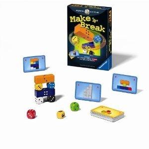 Ravensburger 271573 - Make N Break, Würfelspiel