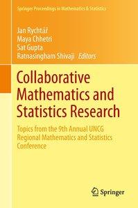 Collaborative Mathematics and Statistics Research