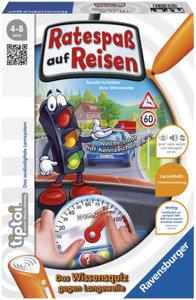 Ravensburger 00525 - tiptoi®, Ratespaß auf Reisen