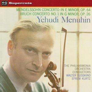 Mendelssohn/Bruch-Violin Concertos (180 Gr.LP)