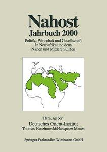 Nahost Jahrbuch 2000