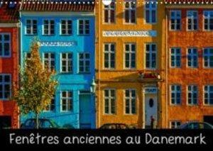 Fenêtres anciennes au Danemark (Calendrier mural 2015 DIN A3 hor