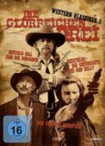 Die glorreichen Drei - Western Klassiker