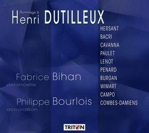 Hommage A Henri Dutilleux
