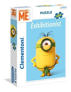 Clementoni Puzzle Minions Exhibitionist 500 Teile