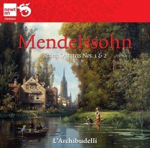 Mendelssohn: String Quintets 1 & 2