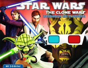 Star Wars The Clone Wars: Geheimnisse der Klonkriege in 3D