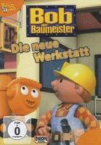 Bob, der Baumeister 35. Die neue Werkstatt