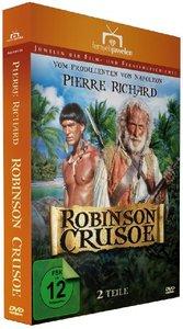 Robinson Crusoe - Der komplette Zweiteiler (Fernsehjuwelen)