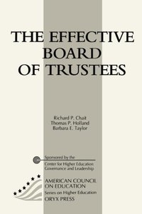 Effective Board of Trustees
