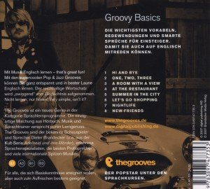 Englisch Lernen Mit The Grooves-Groovy Basics