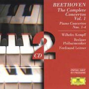 Klavierkonzerte 1-4