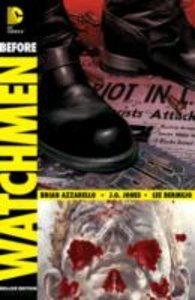 Before Watchmen 02: Comedian / Rorschach