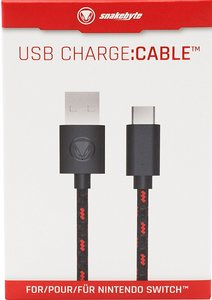 USB CHARGE:CABLE - USB Type-C-Ladekabel, 3m, für Nintendo Switch