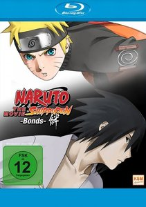 Naruto Shippuden - The Movie 2. Bonds