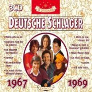 Deutsche Schlager 1967-1969