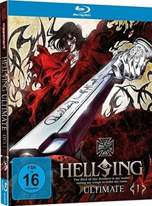 Hellsing Ultimative OVA (Re-Cut) Vol. 1 (Mediabook)