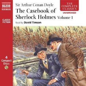 Casbook Of Sherlock Holmes 1