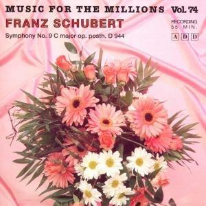 Sinfonie 9 C Major op.Posth.D 944