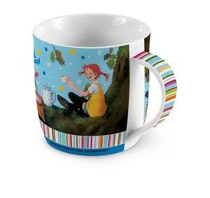 Pippi Langstrumpf Tasse