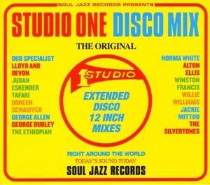 Studio One Disco Mix