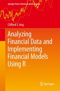 Analyzing Financial Data and Implementing Financial Models Using