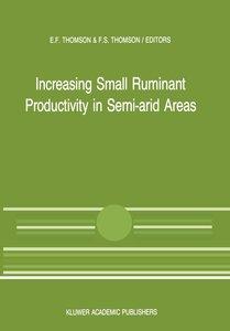 Increasing Small Ruminant Productivity in Semi-arid Areas