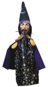 Kersa Micha 30200 - Handpuppen Zauberer, 35 cm