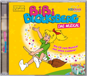 Soundtrack zum Bibi Blocksberg Musical 2013