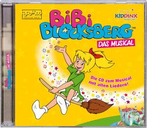 Soundtrack zum Bibi Blocksberg Musical 2013