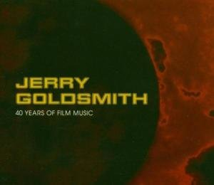 Jerry Goldsmith-40 Years Of Film Music