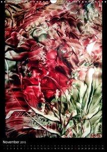 de Luna, S: Wachs-Mal-ART encaustic (Wandkalender 2015 DIN A
