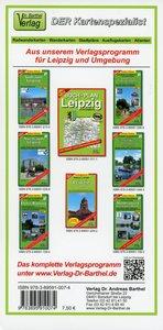 Leipzig 1 : 22 500. Stadtplan spezial