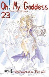 Oh! My Goddess 23. Unerwarteter Besuch