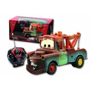 Dickie 203089502 - Cars 2: RC Mater, 2-Kanal Funkfernsteuerung