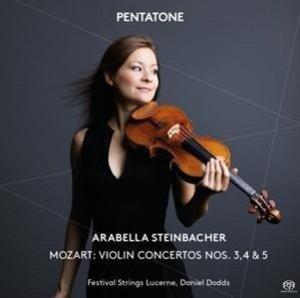 Violinkonzerte 3-5