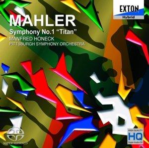 """Sinfonie 1 """"Titan"""""""